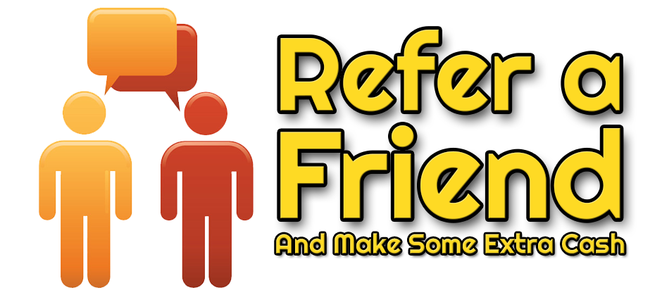 Image Refer A Friend Transparent PNG image #18125