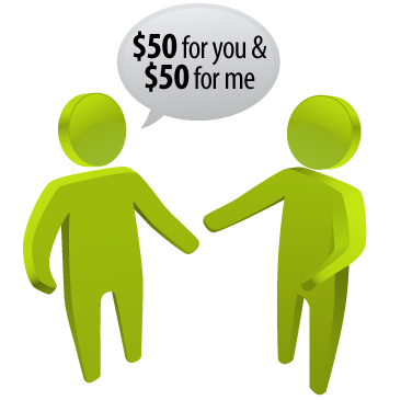Best Refer A Friend Clipart Png image #18126