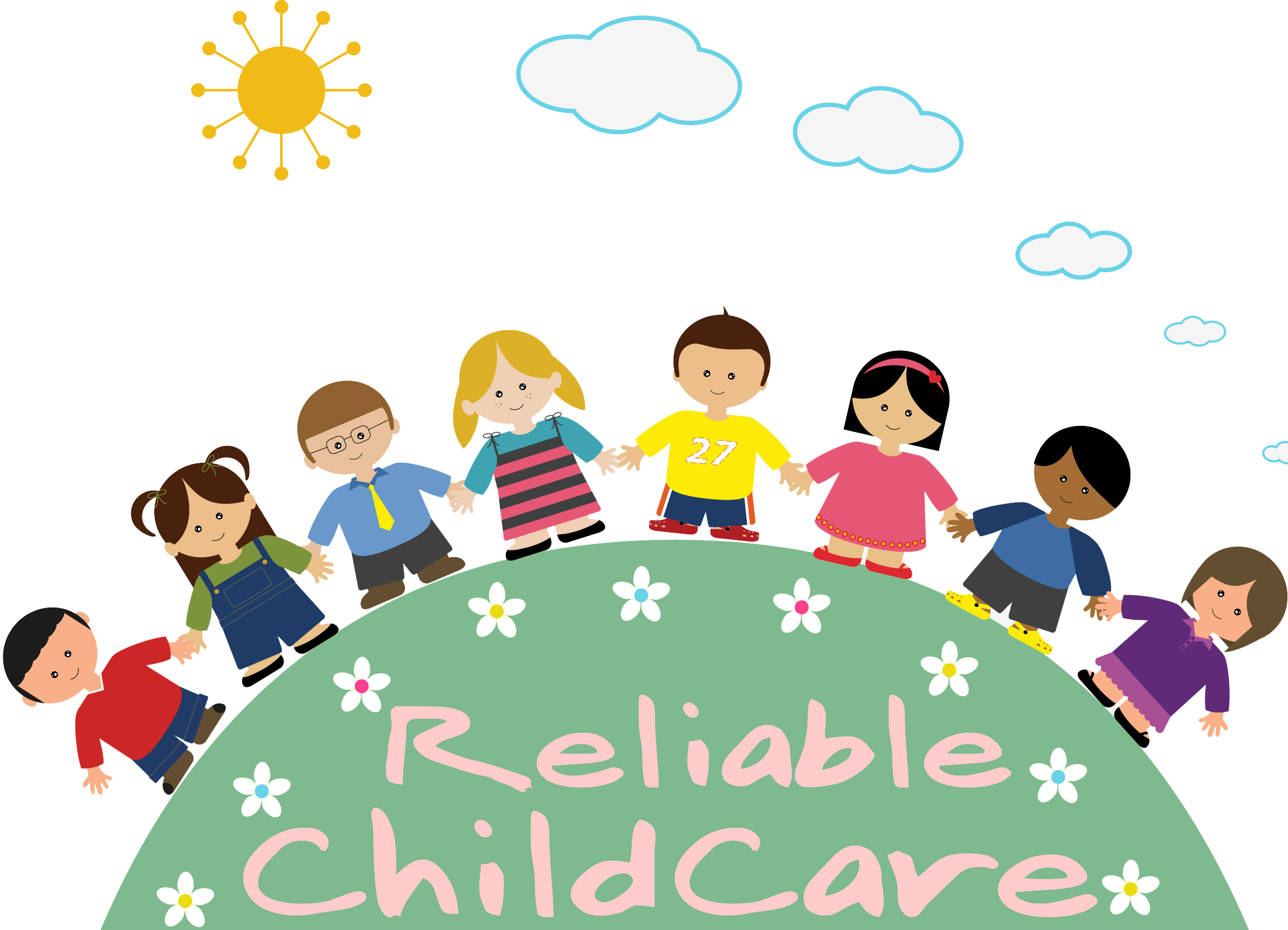 Reliable Child Care Png image #42461
