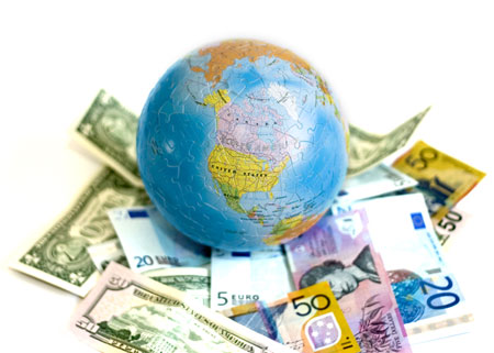 Remittance, Moneys, World, Transfer Icon image #40382
