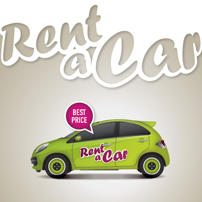 For Rent A Car Icons Windows image #14787
