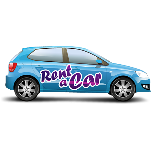 Rent A Car Icon Png image #14800