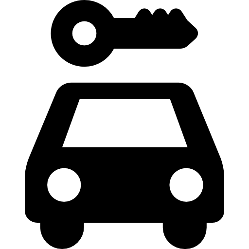 Rent A Car Icon Photos image #14806