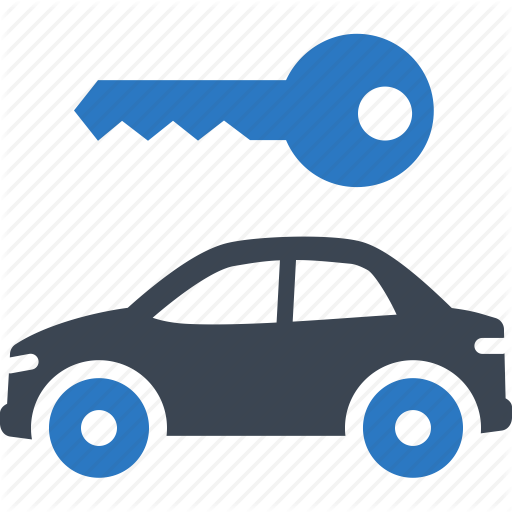 Rent A Car Save Icon Format image #14807