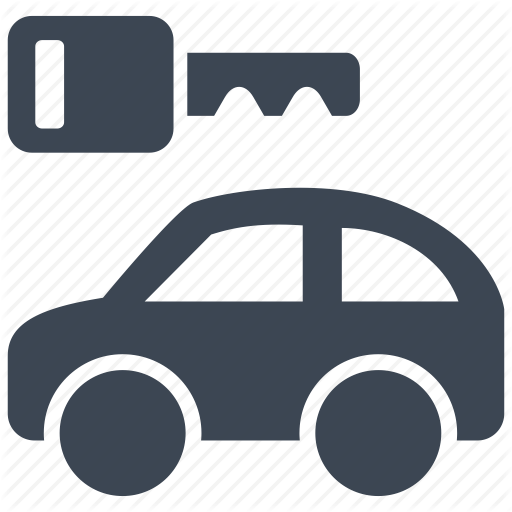 Png Rent A Car Icon Free image #14803