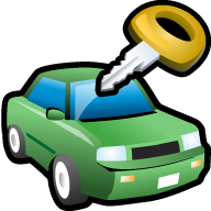 Library Icon  Rent A Car image #14804