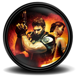 Resident Evil 5 2 Icon Png image #43704