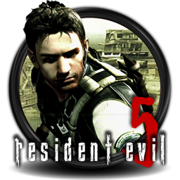 Resident Evil 5 Icon Png Image image #43705