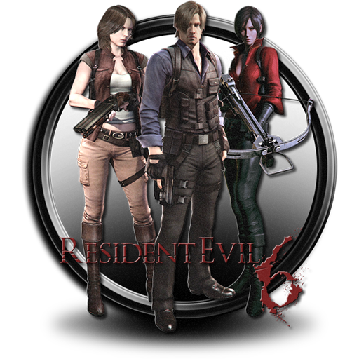 Resident Evil 6 Icon Circle image #43707