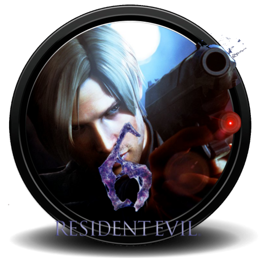 Resident Evil 6 Icon Hd