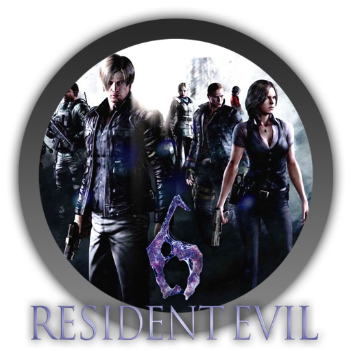 Resident Evil 6 Icon Png HD image #43708