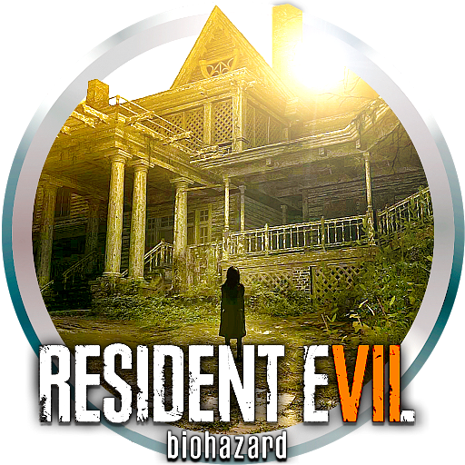 Resident Evil 7 Biohazard game icon