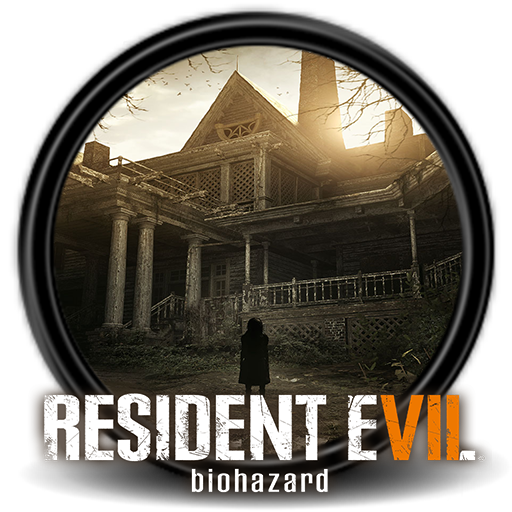 Resident Evil 7 Biohazard Png Icon image #43690