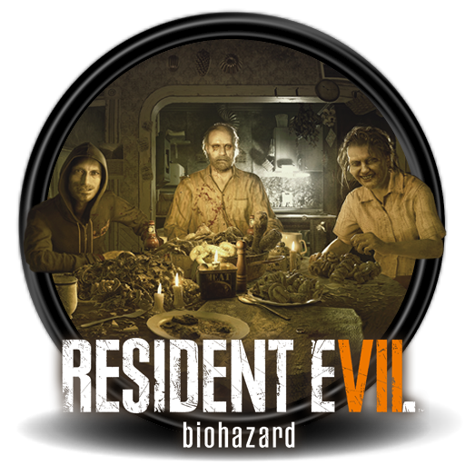 Resident Evil 7 Icon (2) By Malfacio Png Image image #43683