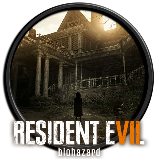 Resident Evil 7 Icon Png Image image #43682