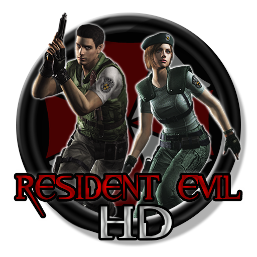 Resident Evil Remake HD Icon