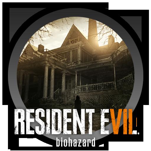 Resident Evil VII (7) biohazard Icon