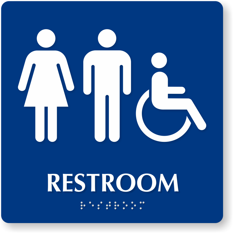 Restroom Icon image #42388
