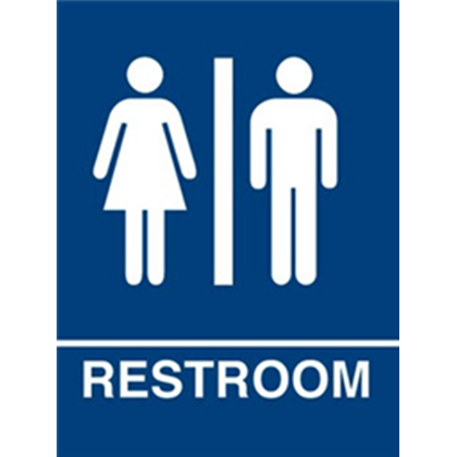 Restroom Logo Icon 42389 Free Icons And Png Backgrounds
