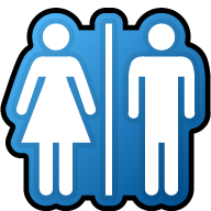 restroom png icon