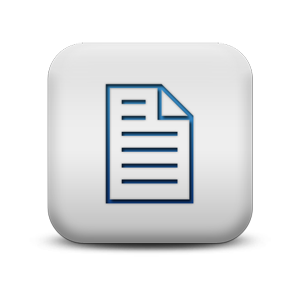 Resume Icon Png image #19037