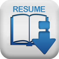 Resume Icon Png image #19042