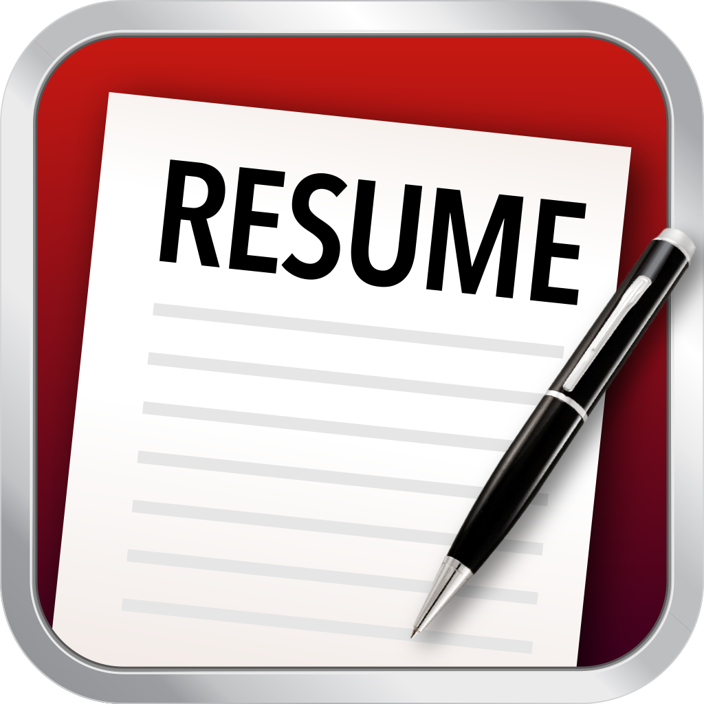 Resume Icon Png - Free Icons and PNG Backgrounds
