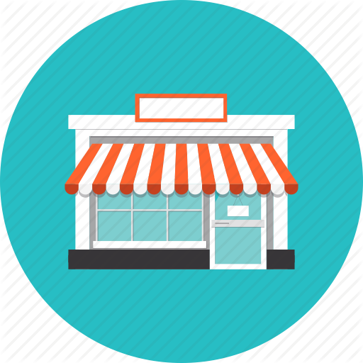Retail Shop Icon 14319 Free Icons And Png Backgrounds
