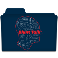 Rick And Morty, Blunt Talk Folder Icon image #43818