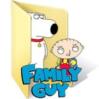 Rick And Morty, Family Guy Folder Icon image #43810