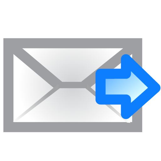 Right Envelope Icon image #18235