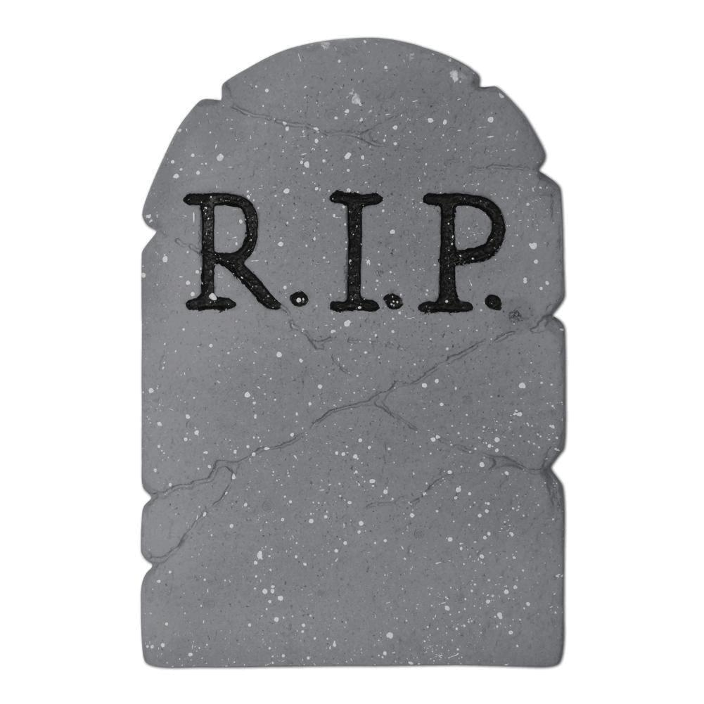 rip tombstone fun for halloween
