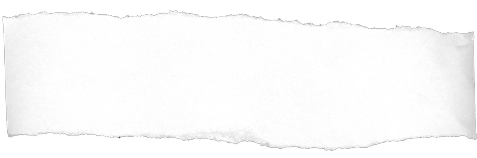 Ripped Notebook Paper White-Transparent Image image #48357