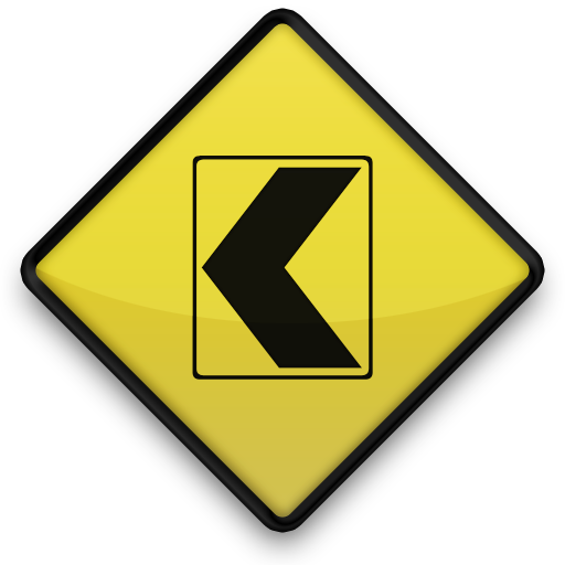 Vector Icon Roadsign image #38604