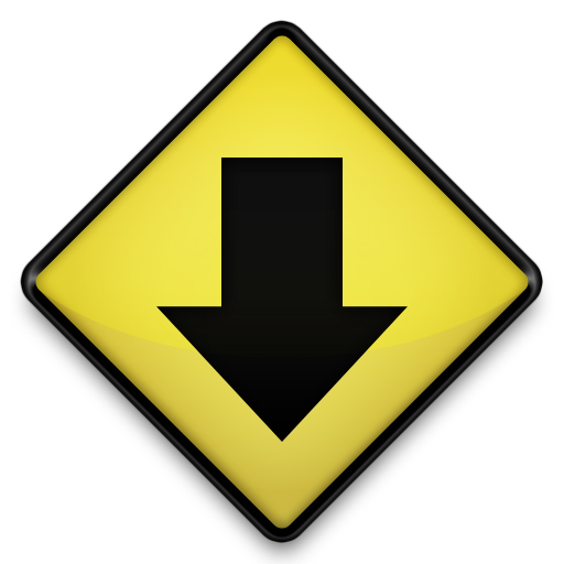 Roadsign Icon Download image #38597