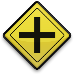 Roadsign Icon Png image #38557