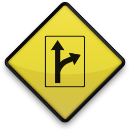 Roadsign Png Icon image #38556