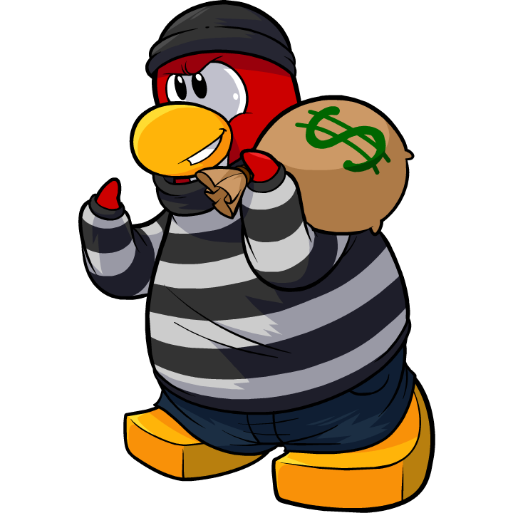 Robber Icon image #5013