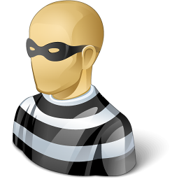 Icon Download Robber image #5014