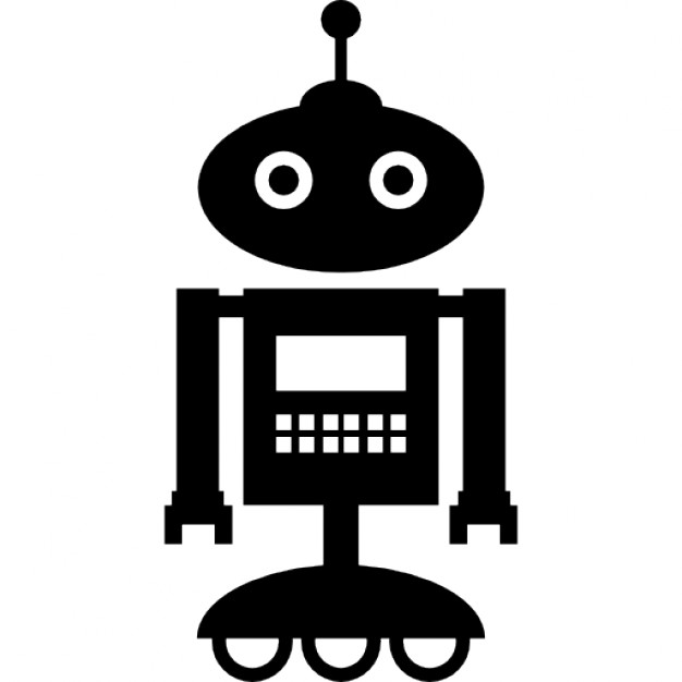 Icon Svg Robot