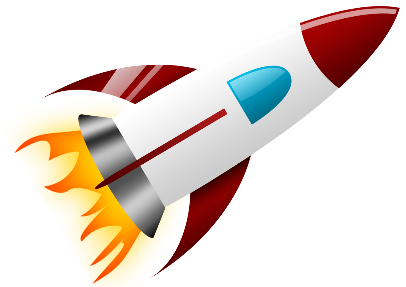 High Resolution Rocket Png Icon image #40802