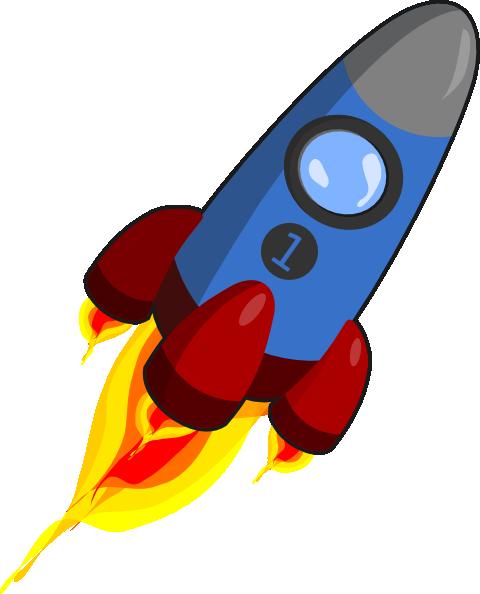 Background Rocket Ship Hd Transparent Png
