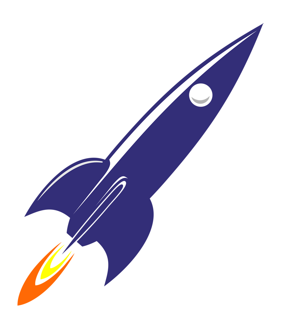 Transparent PNG Rocket Ship