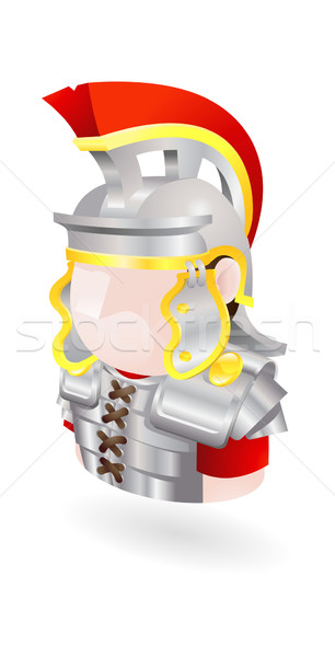 Roman Soldier Icons No Attribution image #14631