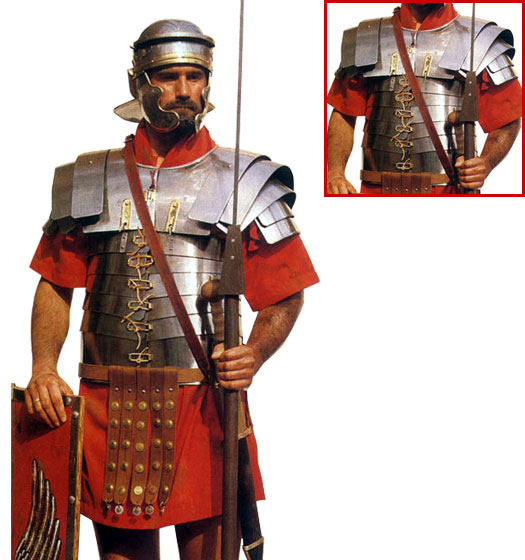 Roman Soldier Icon Free Image image #14633