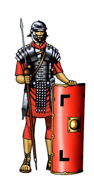 Roman Soldier Icons No Attribution image #14635