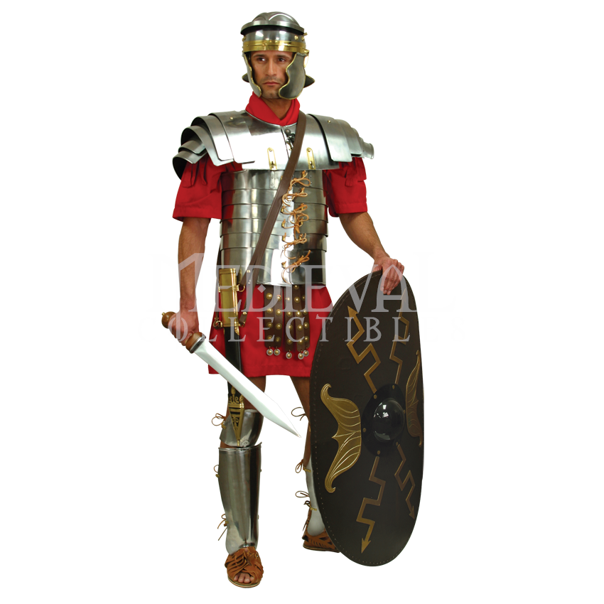 Transparent Roman Soldier Icon image #14636
