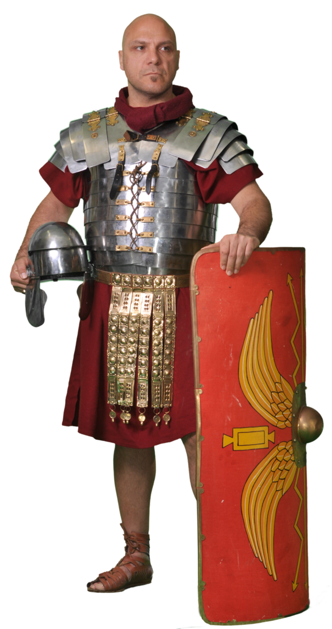 Icon Roman Soldier Png Free