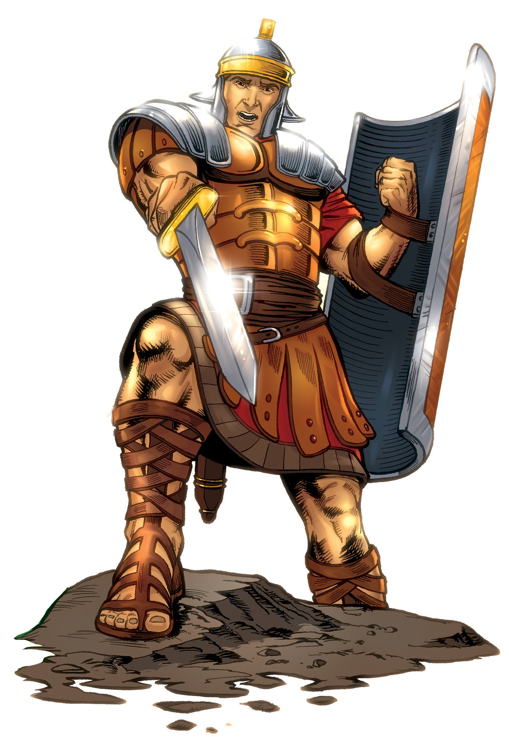 Hd Icon Roman Soldier image #14638