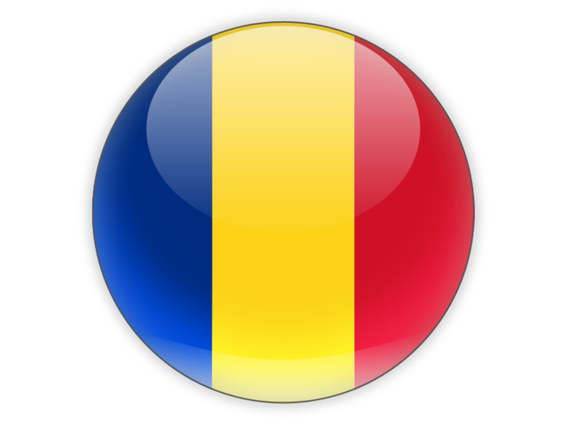 Romania flags icon png